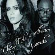 Coverafbeelding Cheryl Cole feat Will.I.Am - 3 Words