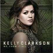 Coverafbeelding Kelly Clarkson - Mr. know it all