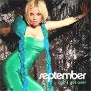 Coverafbeelding September ((SWE)) - Can't get over