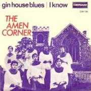 Coverafbeelding The Amen Corner - Gin House Blues