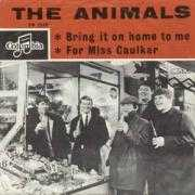 Coverafbeelding The Animals - Bring It On Home To Me