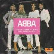 Coverafbeelding ABBA - Take A Chance On Me