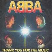 Coverafbeelding ABBA - Thank You For The Music