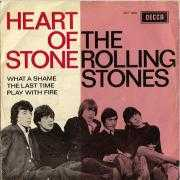 Coverafbeelding The Rolling Stones - Heart Of Stone [EP]