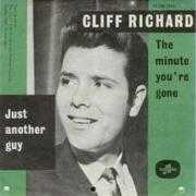 Coverafbeelding Cliff Richard - The Minute You're Gone