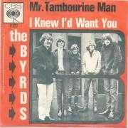 Coverafbeelding The Byrds / The Hunters - Mr. Tambourine Man