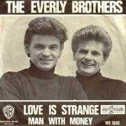 Coverafbeelding The Everly Brothers - Love Is Strange
