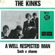 Coverafbeelding The Kinks - A Well Respected Man