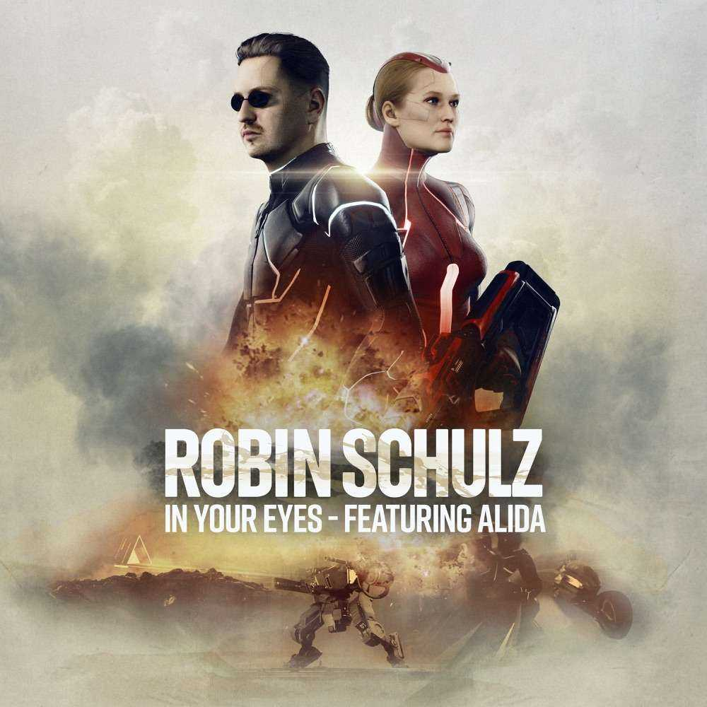 Coverafbeelding Robin Schulz featuring Alida - In Your Eyes
