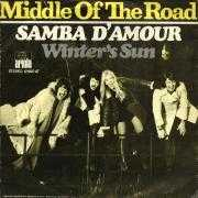 Coverafbeelding Middle Of The Road - Samba D'amour