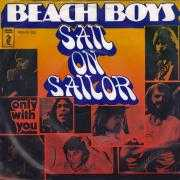 Coverafbeelding Beach Boys - Sail On Sailor