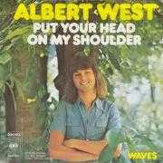 Coverafbeelding Albert West - Put Your Head On My Shoulder