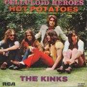 Coverafbeelding The Kinks - Celluloid Heroes