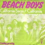 Coverafbeelding Beach Boys - California Saga/California
