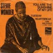 Coverafbeelding Stevie Wonder - You Are The Sunshine Of My Life