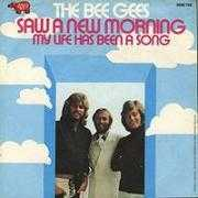 Coverafbeelding The Bee Gees - Saw A New Morning