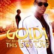 Coverafbeelding gold 1 feat bruno mars & jaeson ma - this is my love