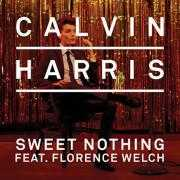 Coverafbeelding calvin harris feat. florence welch - sweet nothing