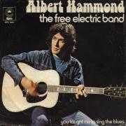 Coverafbeelding Albert Hammond - The Free Electric Band