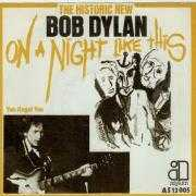 Coverafbeelding Bob Dylan - On A Night Like This
