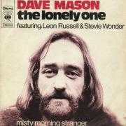 Coverafbeelding Dave Mason featuring: Leon Russell & Stevie Wonder - The Lonely One