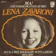 Coverafbeelding Lena Zavaroni - Ma! (He's Making Eyes At Me)