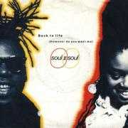 Details Soul II Soul - Back To Life (However Do You Want Me)