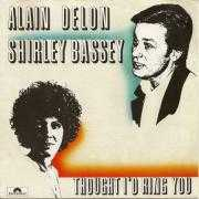 Coverafbeelding Alain Delon & Shirley Bassey - Thought I'd Ring You