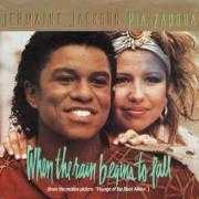 Details Jermaine Jackson & Pia Zadora - When The Rain Begins To Fall