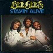 Coverafbeelding Bee Gees - Stayin' Alive