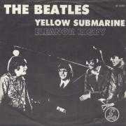 Trackinfo The Beatles - Eleanor Rigby/ Yellow Submarine