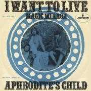 Coverafbeelding Aphrodite's Child - I Want To Live