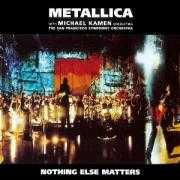 Coverafbeelding Metallica with Michael Kamen conducting The San Francisco Symphony Orchestra - Nothing Else Matters