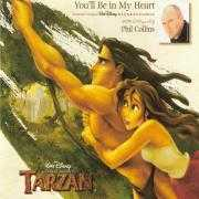 Coverafbeelding Phil Collins - You'll Be In My Heart