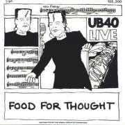 Informatie Top 40-hit UB40 - Food For Thought - Live