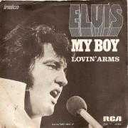 Coverafbeelding Elvis - My Boy