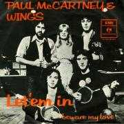 Coverafbeelding Paul McCartney & Wings - Let'em In
