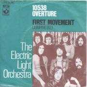 Coverafbeelding The Electric Light Orchestra - 10538 Overture