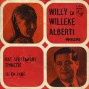 Coverafbeelding Nancy & Frank Sinatra / Willy en Willeke Alberti - Somethin' Stupid / Dat Afgezaagde Zinnetje