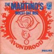 Coverafbeelding The Martino's - Moest Dat Nou