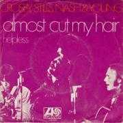 Coverafbeelding Crosby, Stills, Nash & Young - Almost Cut My Hair