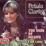 Coverafbeelding Petula Clark - The Song Of My Life