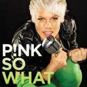 Coverafbeelding P!nk - So What