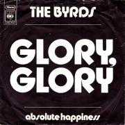 Coverafbeelding The Byrds - Glory, Glory