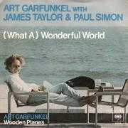 Coverafbeelding Art Garfunkel with James Taylor & Paul Simon - (What A) Wonderful World