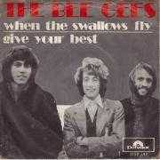Coverafbeelding The Bee Gees - When The Swallows Fly