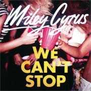 Coverafbeelding miley cyrus - we can't stop
