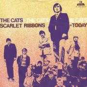 Coverafbeelding The Cats - Scarlet Ribbons