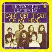 Coverafbeelding Electric Light Orchestra - Can't Get It Out Of My Head