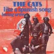 Coverafbeelding The Cats - Like A Spanish Song